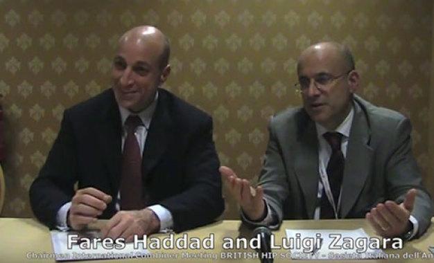 Zagra e Haddad, Italia-Inghilterra<br />due approcci <br />alla chirurgia d&#8217;anca