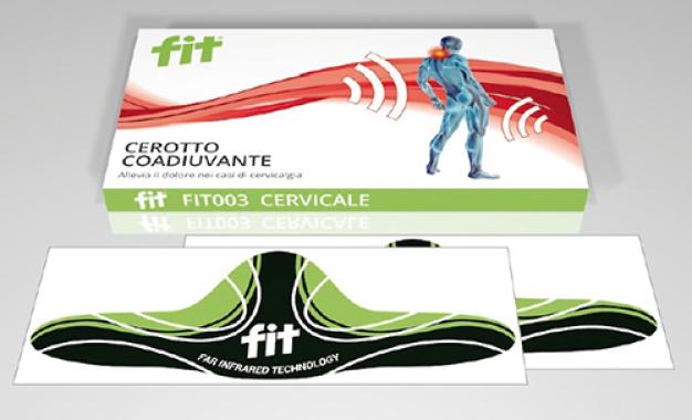 Fit: un cerotto a infrarossi <br />contro i dolori muscolari