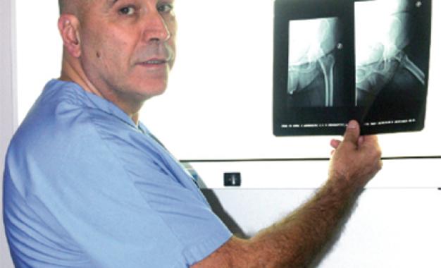 Protesi simultanea bilaterale<br /> d&#8217;anca: le indicazioni