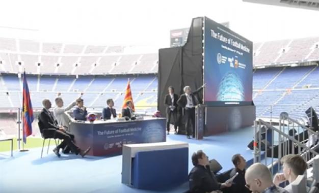 Videoracconto del congresso <br /> Isokinetic di Barcellona
