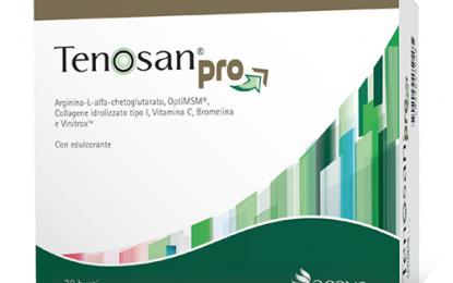 Tenosan Pro velocizza il recupero nel post-operatorio o dopo infortuni da sport