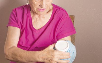 Le cause di fallimento dell'artroplastica di gomito