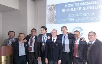Protesi di spalla, cinque anni di Equinoxe in Italia: risultati e prospettive