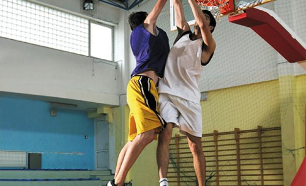 Distorsione di caviglia </br>focus sulla prevenzione
