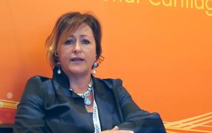 "Elizaveta Kon presenta il meeting ICRS  a Milano ""I'm not ready for metal"""
