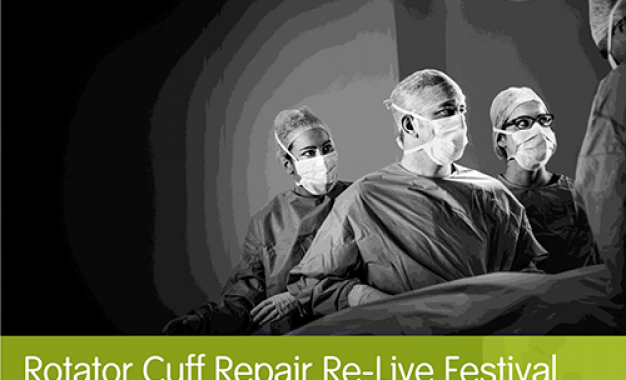 Tecniche di riparazione della cuffia <br>dei rotatori: un corso con re-live surgery