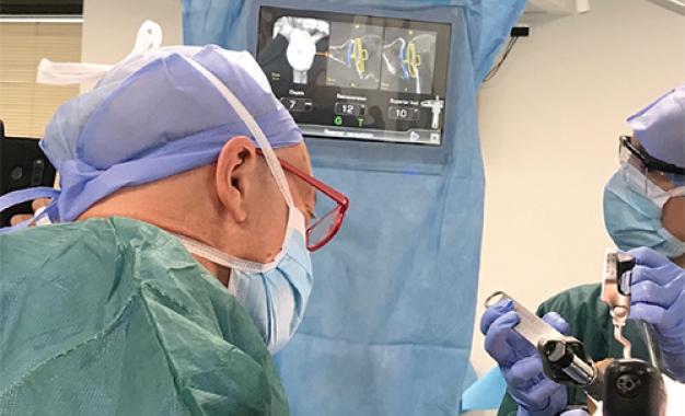 ExactechGPS: la chirurgia navigata <br>nella protesica di spalla