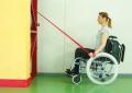 Esercizi per la prevenzione <br>delle patologie da overuse <br>negli atleti in carrozzina
