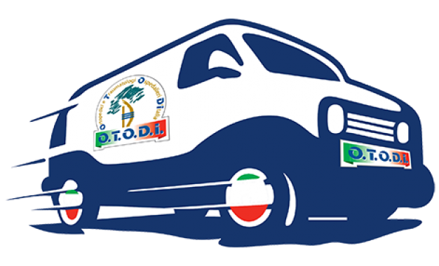 """""""Otodi on the road"""", con un truck <br>parte la formazione a km 0"""