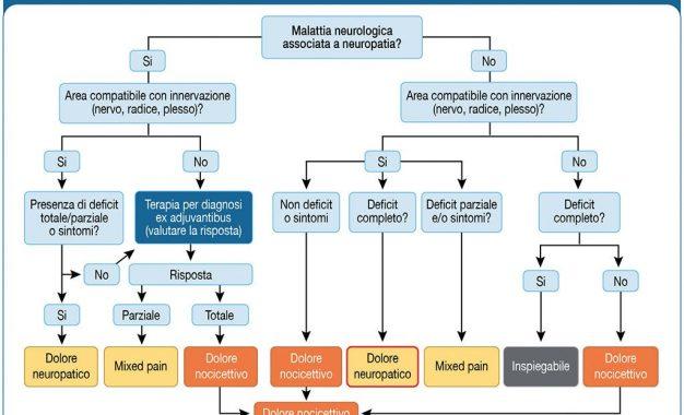 Identificare il dolore neuropatico: <br>un nuovo algoritmo <br>per migliorare la diagnosi